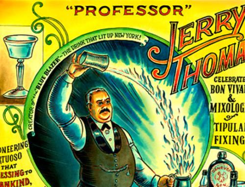 "Jerry Thomas, ""il professore"""